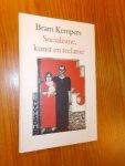 KEMPERS, BRAM, - Socialisme, kunst en reclame.
