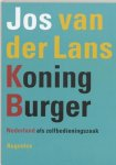 Jos van der Lans - Koning Burger