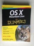 LeVitus,  Bob - OS X Mountain Lion for Dummies