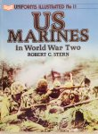 Stern, Robert. C. - US Marines in World War Two. Uniforms Illustrated no. 11.