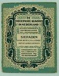 JONGE, Jkvr. Dr. C.H. de - Sieraden (Toegepaste kunsten in Nederland deel 18)