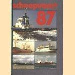 Boer, G.J. de - 1987  Jaarboek  Scheepvaart  ,  -`87