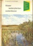 Aichele, D. & Schwegler H. W  .. Vertaald en bewerkt door Dr. M. A. IJsseling. - Water waterplanten waterdieren  ..  Met 120 gekleurde afbeeldingen