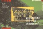 Boes, Albert e.a. - Een Kwestie van Goed Onderhoud (Voorwaarts maar niet vergeten), 128 pag. softcover, gave staat (geschreven op schutblad)