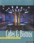 Pegler, Martin M. - Cafes & Bistros
