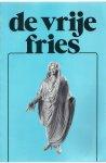 Jaarboek - DE VRIJE FRIES. Zevenenzestigste deel, Jaarboek 1987