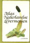 Landwehr, J. - ATLAS NEDERLANDSE LEVERMOSSEN  -  In perfecte staat!