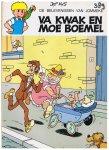 Nys, Jef - De belevenissen van Jommeke 143 - Va Kwak en moe Boemel