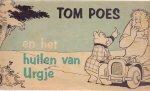 Toonder, Marten (ds1306) - Tom Poes en de wisselschat, Tom Poes en het huilen van Urgje, Tom Poes en de wilde wagen