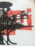 Sandberg, W. (Design) ; Tinguely (cover) - Museumjournaal voor moderne kunst serie 10 no 2/3 1965