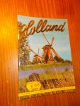 BRUIJN, H. DE & BRUIJN, R. DE (FOTOGR.), - Holland. Souvenir fotoboek. Souvenir picture book. Souvenir bilderbuch. Livre de photos souvenirs.