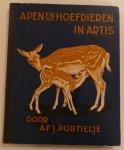 A.F.J. Portielje - Apen En Hoefdieren In Artis