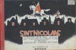 Moinat, Jo: - Sint Nicolaas. 12 nieuwe en 4 oude liedjes met pianobegeleiding. Tekeningen Johanna Bottema