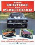 Greg Donahu + Paul Zazarine - How to restore Your Musclecar