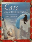 Hans Silvester - CATS OF THE GREEK ISLANDS POSTERBOOK.