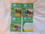 - CampingCard ACSI 2019 Deel 1 - 2 en Minigids klein & fijn kamperen - en Mini atlas - Camping Card