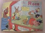 Angiolini S. - Roco doet gouden zaken, stripverhaal no 1