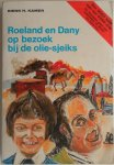 Kamer Rienk H, illustraties Waldemar (8 J) Vincent (10 J ) - Roeland en Dany op bezoek bij de olie-sjeiks