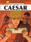 Martin, Jacques - Alex  29, Het Testament van Caesar, softcover, gave staat (nieuwstaat)