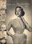 Diversen - Maandblad voor handwerken augustus-september 1955
