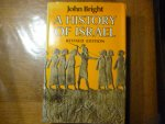 Bright John - A history of Israel revised edition