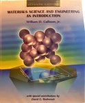 CALLISTER, WILLIAM D. - MATERIALS SCIENCE  AND ENGINEERING/ An Introduction