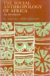 onwuejeogwu angulu m (ds1280) - The social antropology of Africa