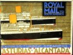Royal Mail Lines - Brochure Royal Mail to South America