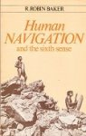 Baker, R - Human Navigation