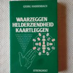 Haddenbach, Georg - Waarzeggen helderziendheid kaartleggen