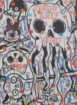 Supriyanto, Enin ; Eddie Hara ; Biantoro Santoso - A solo exhibition by Eddie Hara Carnival of the FUNtastic, Nadi Gallery