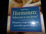 Gail Vines, N Kuipers - Hormonen: beheersen ze ons leven? menopauze, overgewicht, gedrag, mannelijke agressie, humeur