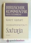 Hanhart, Robert - Sacharja 1,1 - 8,23 --- Biblischer Kommentar Altes Testament, Band XIV/7.1 Dodekapropheton 7.1
