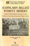 Aksoy, Suay, Roelants, Jan Jonker et al, (ds1279) - Kadinlarin Bellegi / Women's Memory