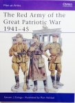 Zaloga, Steven. J.  Volstad, Ron. - The Red Army of the Great Patriotic War 1941-1945. Men at Arms 216.