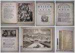 BOGAERT, A. [ABRAHAM], - A. Bogaerts historische reizen door d'Oostersche deelen van Asia. Zynde eene historische beschryving dier koninkryken en landschappen, door hem bezocht en doorwandelt, beneffens een nauwkeurig ontwerp van de zeden, drachten, wetten en godtsdie...