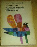 Geelen, Jan van - Auteurs van de 20e eeuw