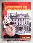 Jong en herzien door F. Huizer, H. de - Beknopt overzicht van de geschiedenis der Rotterdamse politie 1340-1952