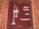 Georges Vilio - Pieces faciles pour Trompette volume 1