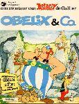 Goscinny, R. en A. Uderzo - Asterix, Obelix & Co, softcover, zeer goede staat (naam op schutblad gestempeld)