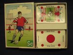 Sportcards - Football / Soccer / Football ; kaartspel , card game,  Kartenspiel, jeu de cartes