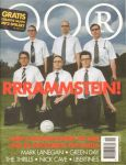 Diverse auteurs - Muziekkrant Oor, 2004, nr. 19 , met o.a. LIBERTINES, MARK LANEGAN, NICK CAVE, GREEN DAY, RAMMSTEIN
