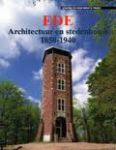 Opmeer, P. - EDE   architectuur en stedenbouw 1850 -1940