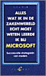 julie bick - Alles wat ik in de zakenwereld echt moet weten leerde ik bij Microsoft