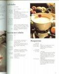 Wouters Inge  vertaling .. Omslag van Ton Wienbelt. Brigitte Wegner   Fotostudio Teubner Fussen  en  Arnold Zabert - Desserts  met Walnoten sinaasappelen creme