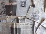 Cremer, Jan - Aantal (13) knipsels van en over Jan Cremer uit 1984