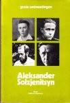 Demets, Gilbert - Aleksander Solzjenitsyn / Grote ontmoetingen