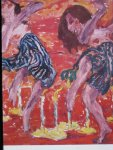 Sandberg - 3 ages leeftijden alter Monet, van Gogh,Kandinsky, Nolde, Bonnard, Matisse, Mondriaan, Malewitch, Klee, Rodin