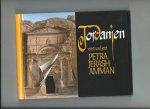 Borgia, E. - Jordanien einst und jetzt. Petra, Jerash, Amman.