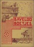 FLEERACKERS, E. - BAVELOO - BOETJES.